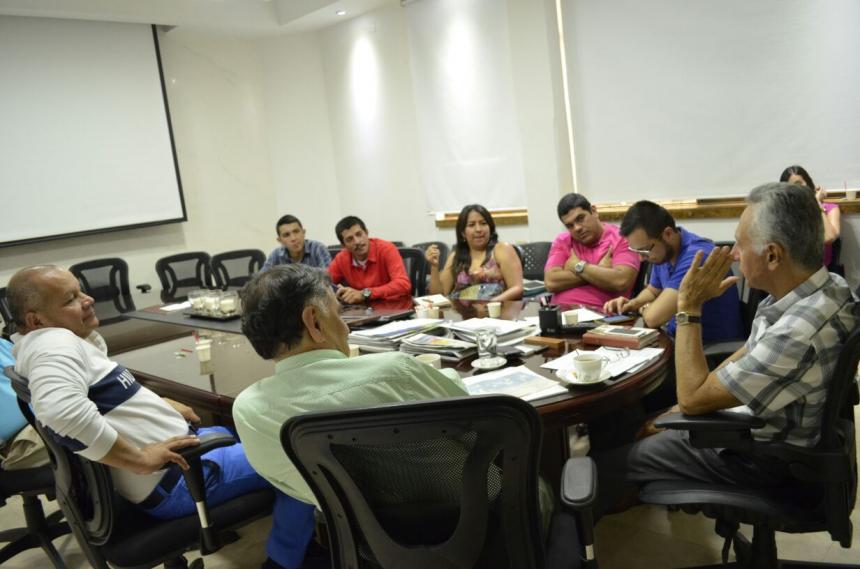 Concejo de Cajamarca solicitó apoyo de Ibagué frente a