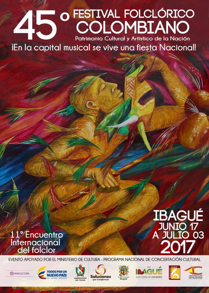 Prepárese para el 45° Festival Folclórico Colombiano a2dd000c585