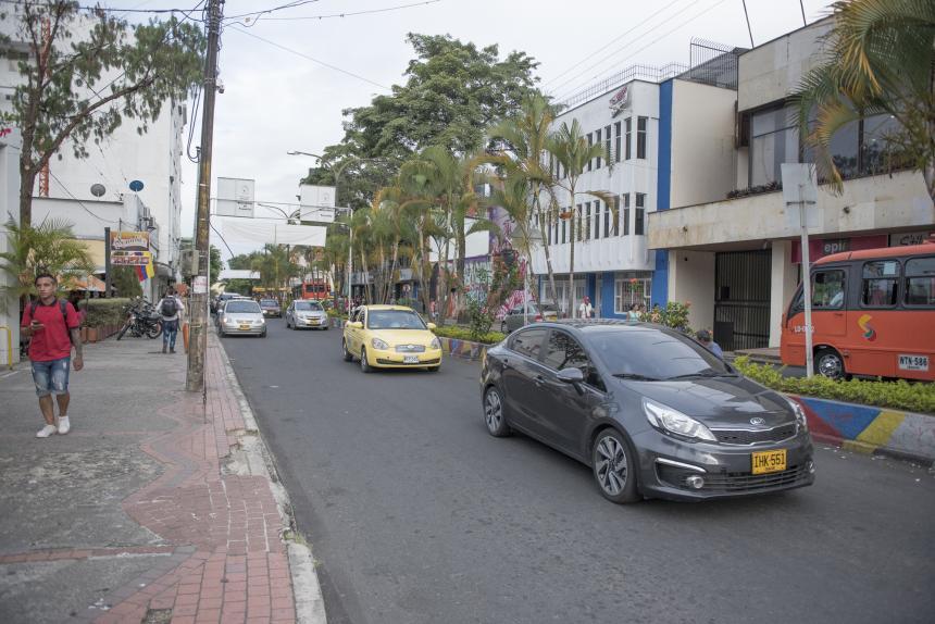 Parque automotor de Ibagué supera los 199 300 vehículos y